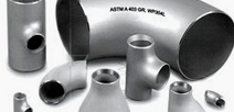 PIPE FITTINGS (Stainless Steel/High Alloyed)